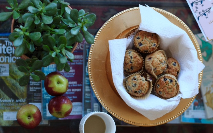 coffee table muffins magazine best